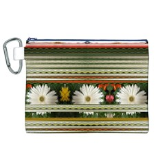 Pattern Bags Canvas Cosmetic Bag (XL)