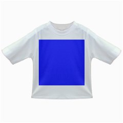 Neon Blue Infant/Toddler T-Shirts