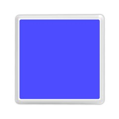 Neon Blue Memory Card Reader (Square)