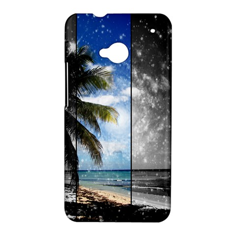 Caribbean Dreaming HTC One M7 Hardshell Case