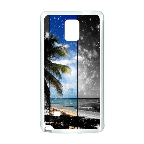 Caribbean Dreaming Samsung Galaxy Note 4 Case (Color)