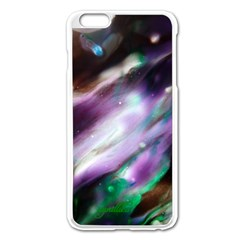 Two Thrones By Saprillika Apple Iphone 6 Plus Enamel White Case