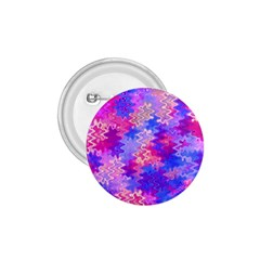 Pink and Purple Marble Waves 1.75  Buttons