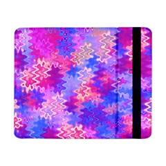 Pink And Purple Marble Waves Samsung Galaxy Tab Pro 8 4  Flip Case
