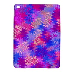 Pink and Purple Marble Waves iPad Air 2 Hardshell Cases