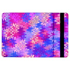 Pink and Purple Marble Waves iPad Air 2 Flip