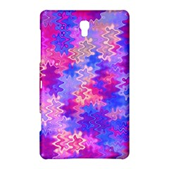 Pink and Purple Marble Waves Samsung Galaxy Tab S (8.4 ) Hardshell Case