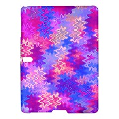 Pink and Purple Marble Waves Samsung Galaxy Tab S (10.5 ) Hardshell Case