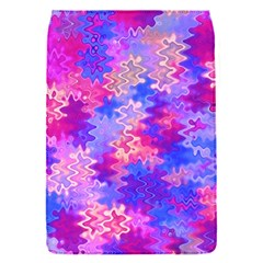 Pink And Purple Marble Waves Flap Covers (s)