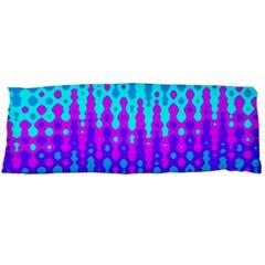Melting Blues and Pinks Body Pillow Cases (Dakimakura)