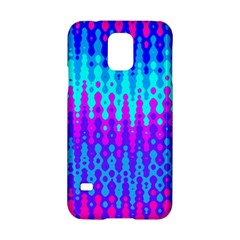 Melting Blues and Pinks Samsung Galaxy S5 Hardshell Case