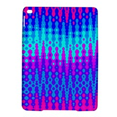 Melting Blues and Pinks iPad Air 2 Hardshell Cases