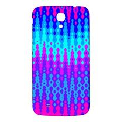 Melting Blues and Pinks Samsung Galaxy Mega I9200 Hardshell Back Case