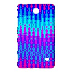 Melting Blues and Pinks Samsung Galaxy Tab 4 (8 ) Hardshell Case