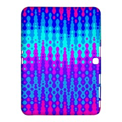 Melting Blues And Pinks Samsung Galaxy Tab 4 (10 1 ) Hardshell Case