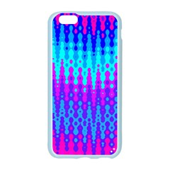 Melting Blues and Pinks Apple Seamless iPhone 6 Case (Color)