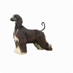 Afghan Hound Full Large Garden Flag (Two Sides)