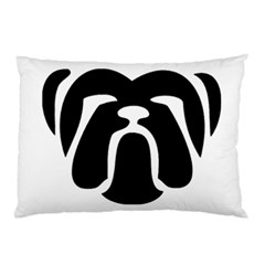 Bulldog Tribal Pillow Cases (Two Sides)