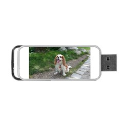 Cav Sitting Portable USB Flash (One Side)