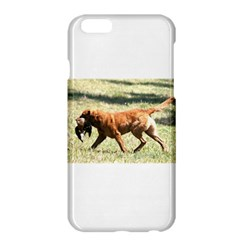 Chesapeake Bay Retriever Retrieving Apple iPhone 6 Plus Hardshell Case