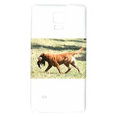 Chesapeake Bay Retriever Retrieving Galaxy Note 4 Back Case