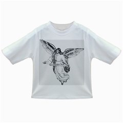 Angel Drawing Infant/Toddler T-Shirts