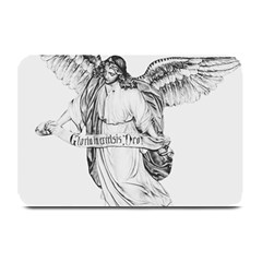 Angel Drawing Plate Mats