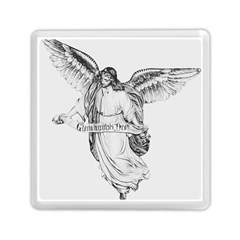 Angel Drawing Memory Card Reader (Square)