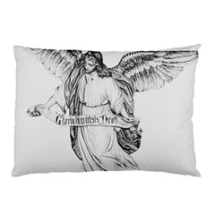 Angel Drawing Pillow Cases (Two Sides)