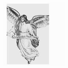 Angel Drawing Small Garden Flag (Two Sides)