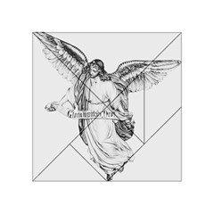 Angel Drawing Acrylic Tangram Puzzle (4  x 4 )