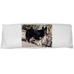 Black German Shepherd Full Body Pillow Cases Dakimakura (Two Sides)
