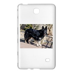 Black German Shepherd Full Samsung Galaxy Tab 4 (8 ) Hardshell Case