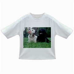 2 Labs Infant/Toddler T-Shirts