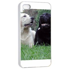 2 Labs Apple iPhone 4/4s Seamless Case (White)