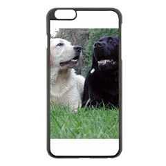 2 Labs Apple Iphone 6 Plus Black Enamel Case