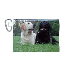 2 Labs Canvas Cosmetic Bag (M)