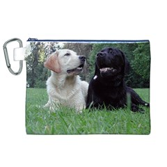 2 Labs Canvas Cosmetic Bag (XL)