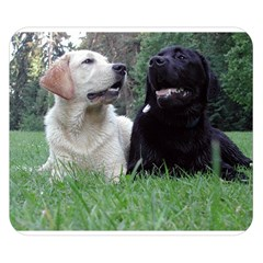 2 Labs Double Sided Flano Blanket (Small)