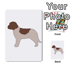 Lagotto Romagnolo Silo Color Multi-purpose Cards (Rectangle)