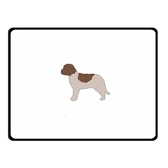 Lagotto Romagnolo Silo Color Fleece Blanket (Small)