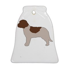 Lagotto Romagnolo Silo Color Ornament (Bell)