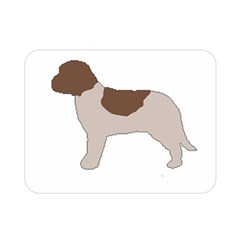 Lagotto Romagnolo Silo Color Double Sided Flano Blanket (Mini)