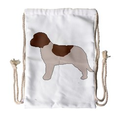 Lagotto Romagnolo Silo Color Drawstring Bag (Large)