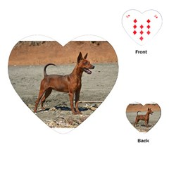 Min Pin Full Playing Cards (Heart)
