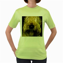 Wheaten Women s Green T-Shirt
