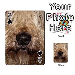 Wheaten Playing Cards 54 Designs