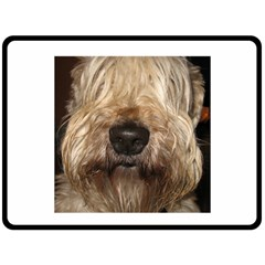 Wheaten Fleece Blanket (Large)