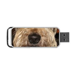 Wheaten Portable USB Flash (One Side)