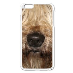 Wheaten Apple iPhone 6 Plus Enamel White Case